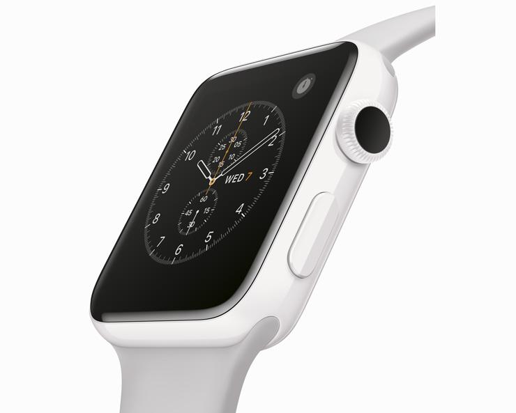 apple watch series 2, keraaminen
