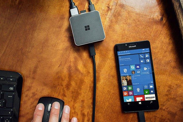 Lumia 950 , Continuum