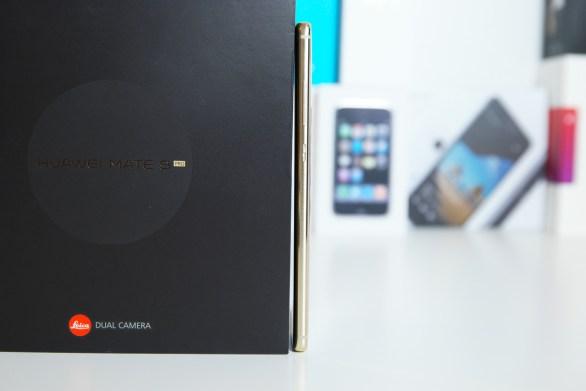 Huawei Mate 9 Pro, sivusta.