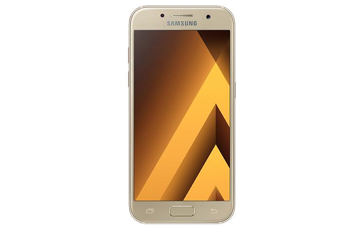 Galaxy A3 (2017) gold
