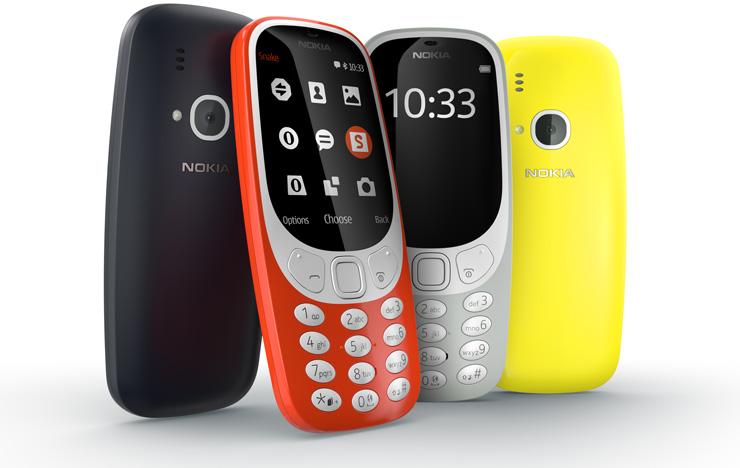 Nokia 3310 uusi 2017