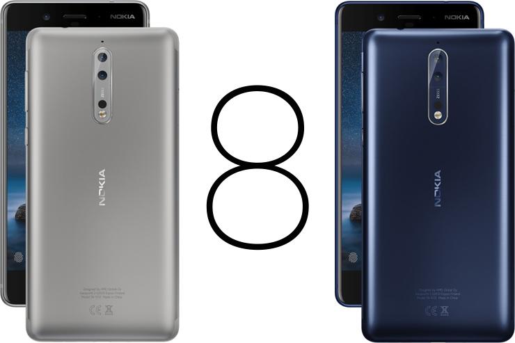 Nokia 8 Kupari