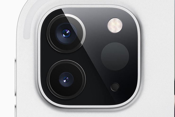 iPad Pro 2020 kamera