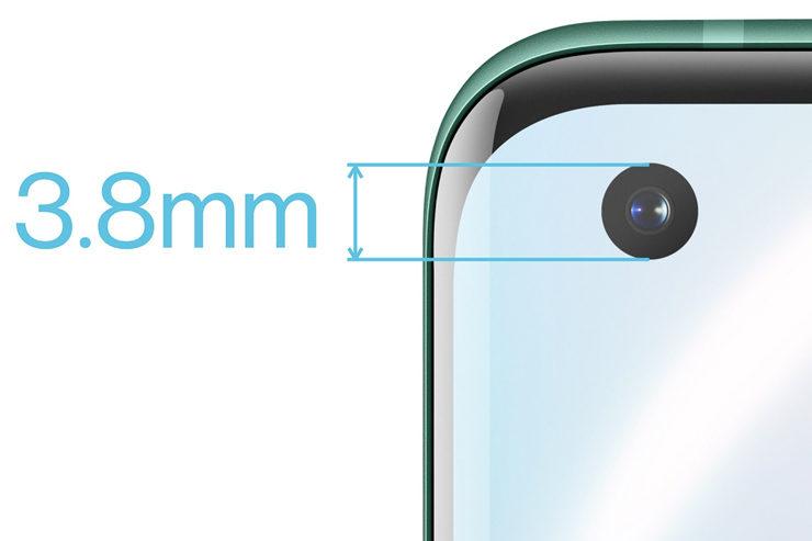 OnePlus 8 näyttö