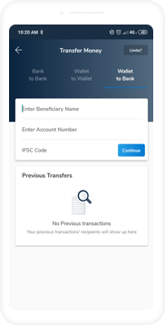 Instant Online Money Transfer Any Card Any Bank