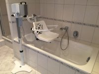 Badewannenlift - Variationen von Eckbadewanne bis ...