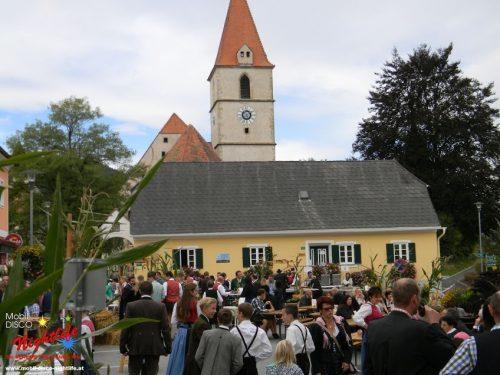 Herbstfest des Trachtenverein Almrausch