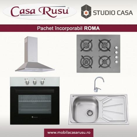Pachet ncorporabil Roma  Mobila Casa Rusu