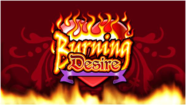 Burning desire spel