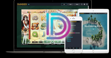 Dunder Casino- Mobile