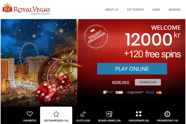 Royal Vegas Kasino
