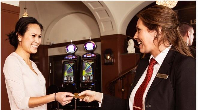 Skaffa medlemskort på Casino Cosmopol