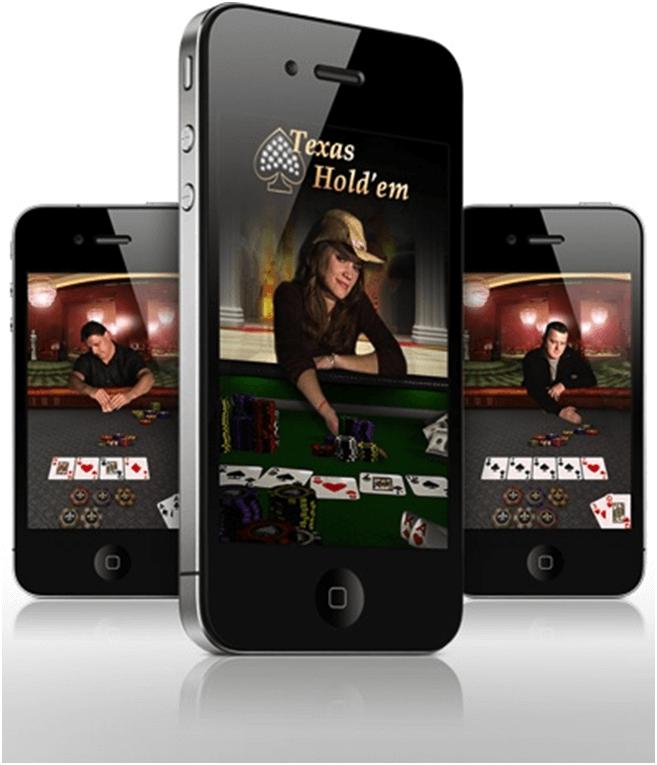 Texas Holdem Poker gratis spelapp för Android