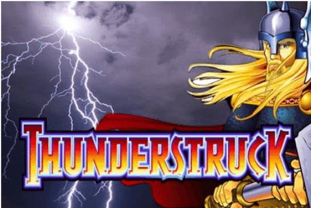 Thunderstruck spel