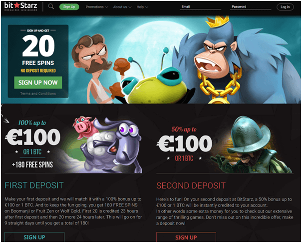 Bitstarz Casino Zimpler- Hur man gör Zimpler-insättningar på svenska onlinekasinon