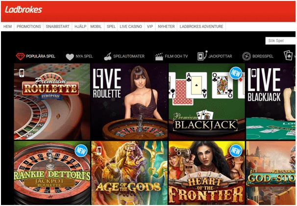 ladbrokes casino spel