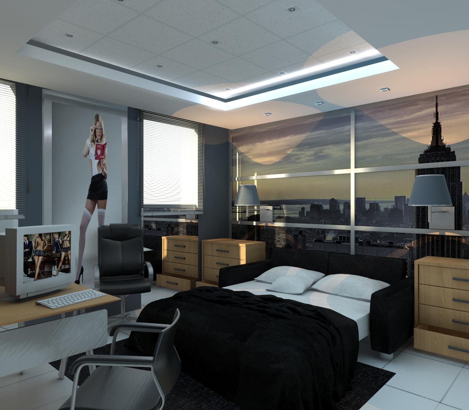 Diseo de interiores de Hoteles  Grupo Mobilart
