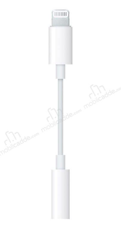 Apple Orjinal Lightning 3.5 mm Jack Beyaz Kulaklık