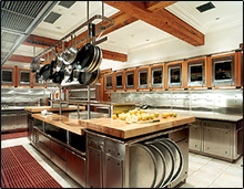 kitchen for rent cabinets sizes mobile cafeteria rental los angeles portable san francisco professional catering kitchens