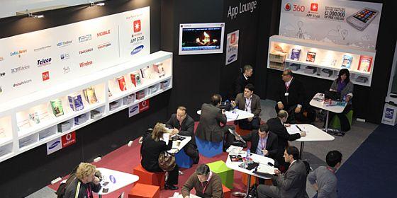 App Lounge Mobile World Congress 2010