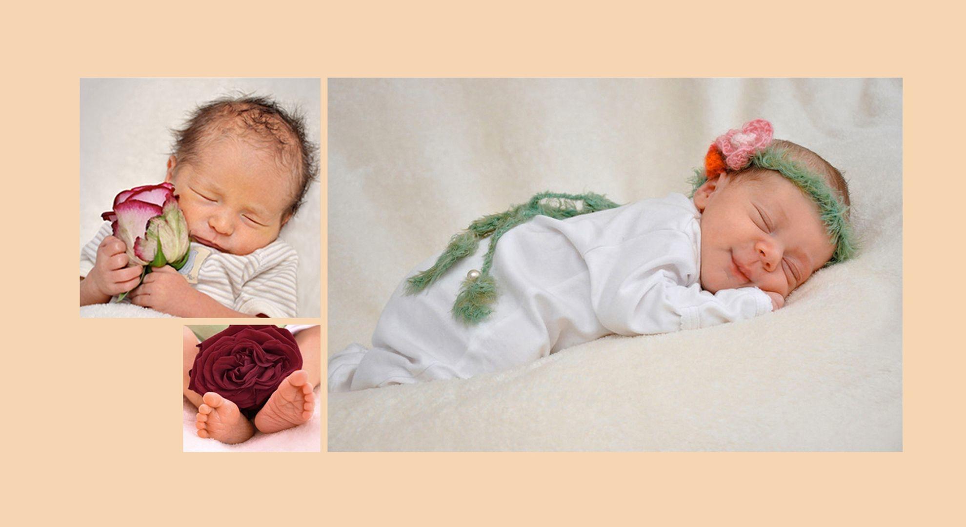 Neugeborenenfotografie  mobil in Wuppertal  Babyfotos