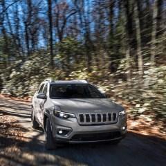 Neuer Jeep® Cherokee für das Modelljahr 2019