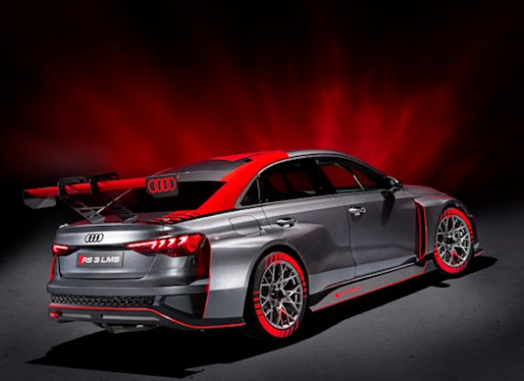 Verkaufsstart für den neuen Audi RS 3 LMS