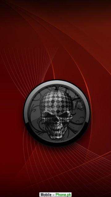 Skullcandy Iphone Wallpaper Emo Skull Logo Wallpapers Mobile Pics