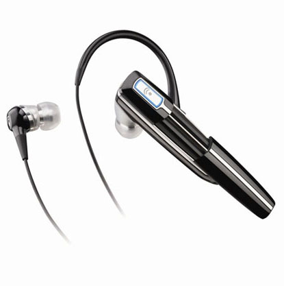 Mobile Toppings: Review of Bluetooth-headset Plantronics
