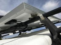 Solar Panel Mounts for Vehicle Mounted Systems