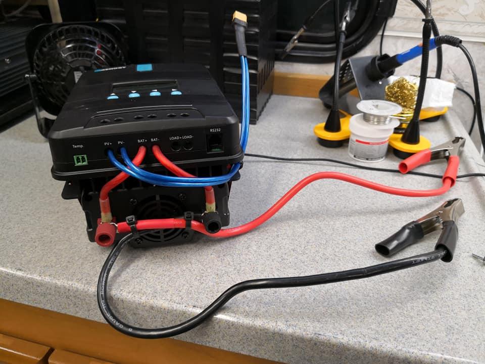 Solar Micro Inverter Wiring Diagram Lithium Amp Solar Power Lifepo4