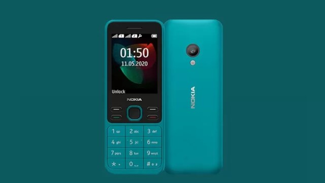 Nokia 150 (2020) Latest And Official Pictures, Images And Photos ...