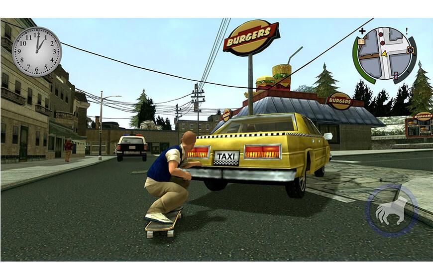 Android için Rockstar aksiyon oyunları serisi indir