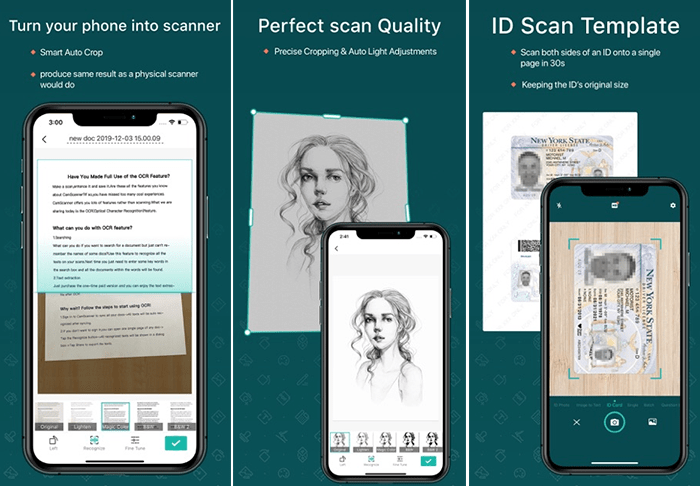 CamScanner App: The easiest and fastest PDF scanner app