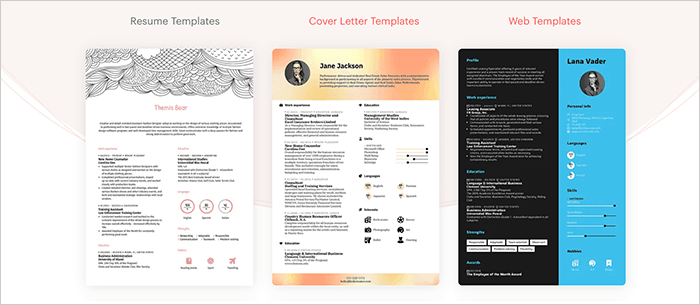 Create the perfect job application with our resume cover letter templates. Kickresume App Review Build Your Resume And Cover Letter Online