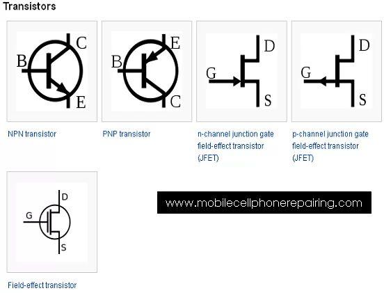 mosfet circuit symbols tutorial circuits field effect transistor