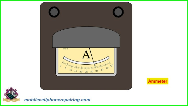 Ammeter is Used to Measure Electric Current