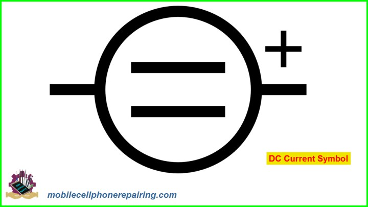 DC Current Symbol
