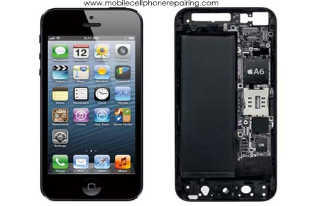 Inside Apple iPhone 5 Mobile Phone