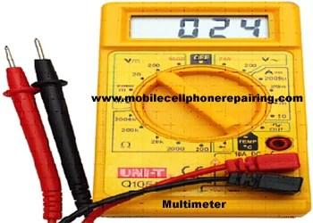 Multimeter for Mobile Phone Repairing