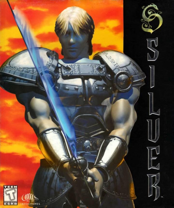 Best Sega Dreamcast Game - Silver