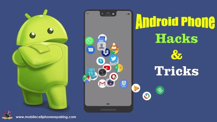 Trucchi e trucchi per telefoni Android