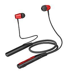 Jarv Wave Flex Wireless Neckband Bluetooth Headset, Red at