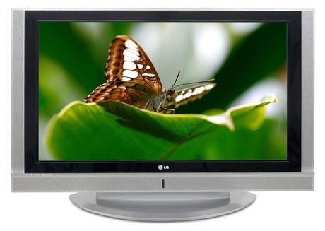 LG 42 PC 1 RR inch 42Plasma Review