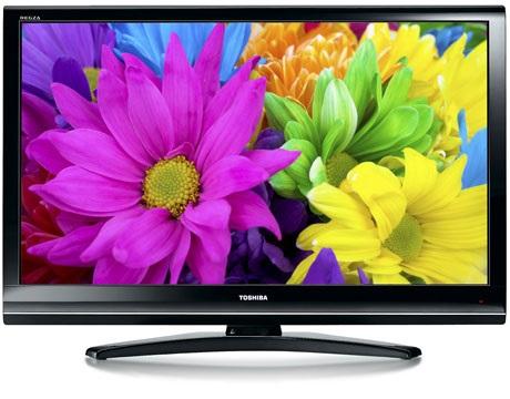 LCD TV Toshiba 46 XV 635 Front