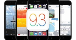 Apple Accepts iOS9.3 is Bringing Issues to iPad and iPhone