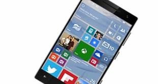 Microsoft Windows 10 Mobile Preview