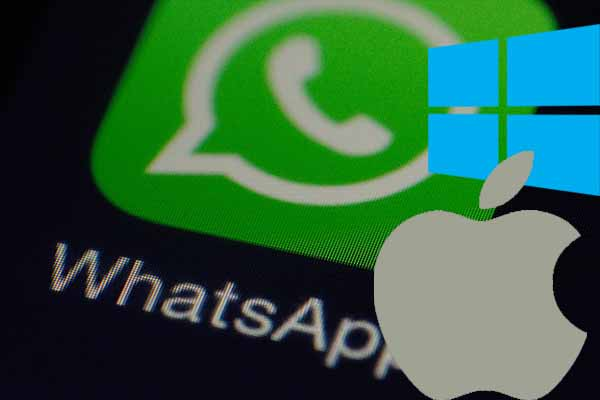 Whatsapp Brings Desktop Edition for Windows and Mac