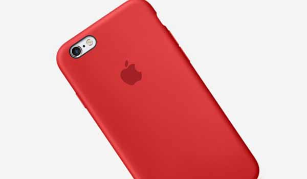 Next iPhone can have a Red Color Option