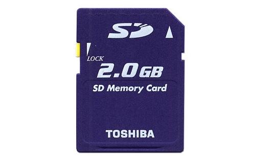 SD Card Developement